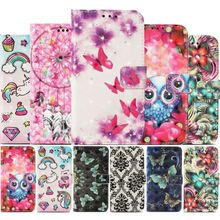 Leather Wallet Case For Samsung Galaxy j3 j5 j7 A5 2017 S10E S10 S9 S8 Plus S7 Edge Note9 Magnet Flip Phone Cover Brand New P03E стоимость