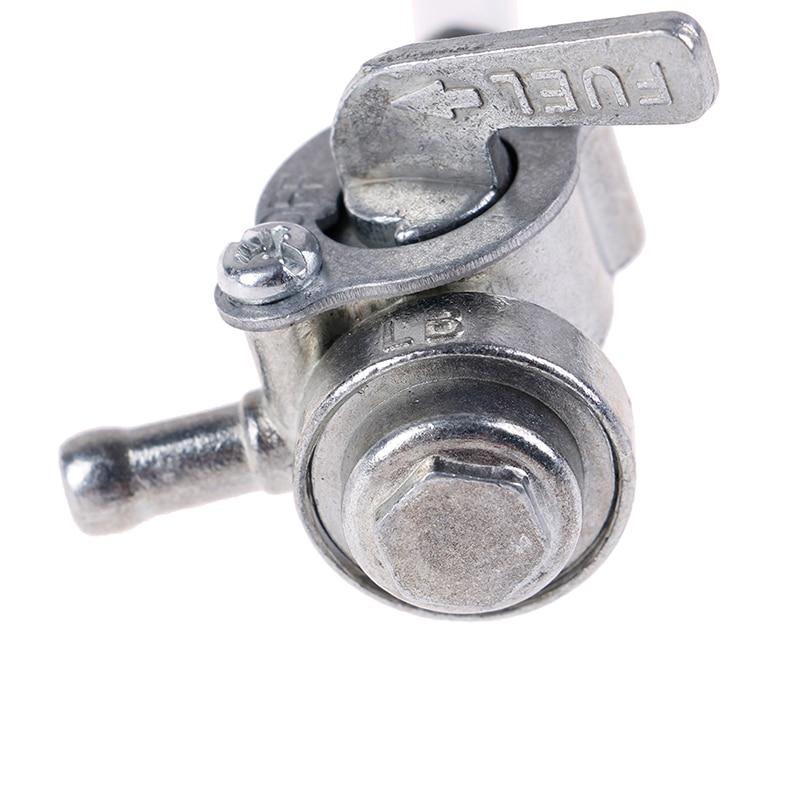 2pcs ON//OFF Shut Off Valve Gas Fuel Tank Pump Petcock Switch Gasoline Generator