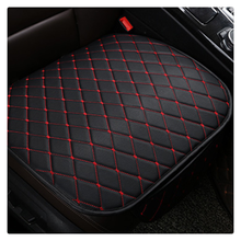 Universal leather car seat cushion protection pad interior accessories for Volkswagen VW POLO Golf 4 6 7 CC