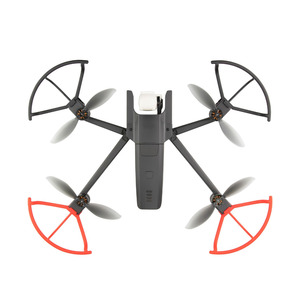Image 2 - 4pcs Lightweight safety Propeller Protective Guard for Parrot ANAFI Drone Accessories Propeller Protector Guard Props
