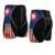 Moda Sexy Cabidas Delgadas Compresión Cortos Pantalones Flacos Apretados de Los Hombres Cortos de Los Hombres de Culturismo MMA Transpirable Hombre Inferior