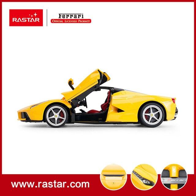 Rastar Licensed Ferrari LaFerrari 1:14 Open Door Electric Car For Kids With  Remote Control