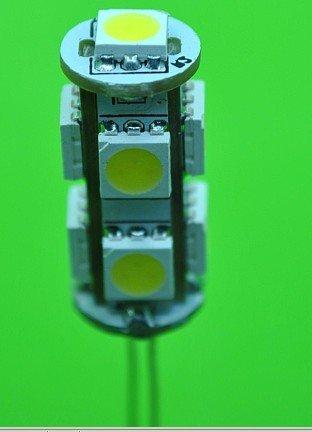G4,9pcs 5050SMD,DC12V input,1.6W
