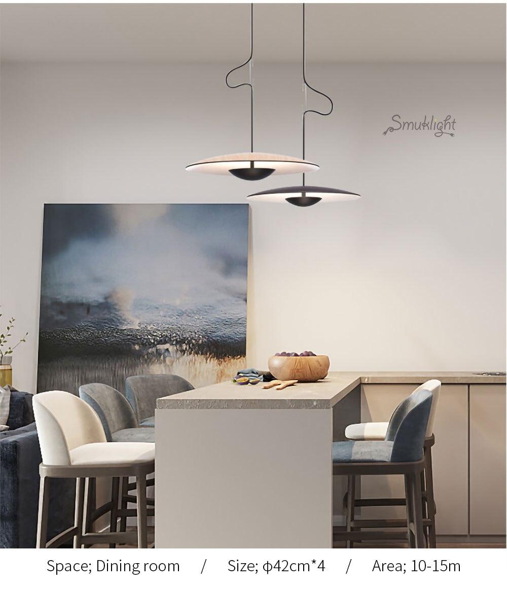 美式简约北欧现代艺术风格意大利设计师客厅餐厅床头吧台卧室吊灯_07