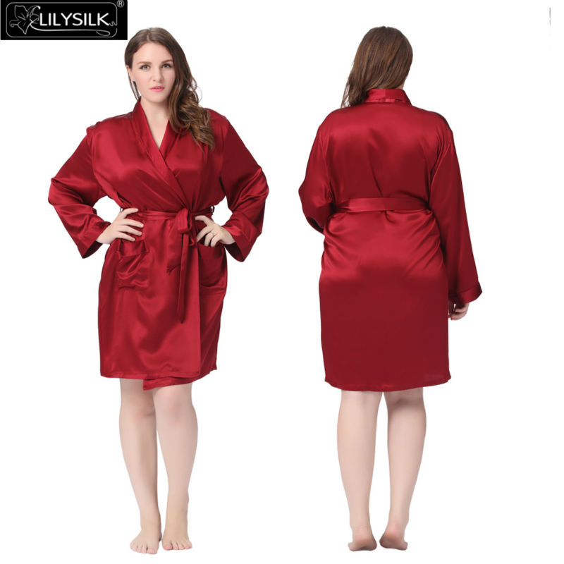1000-claret-22-momme-mid-length-silk-robe-plus-size-01