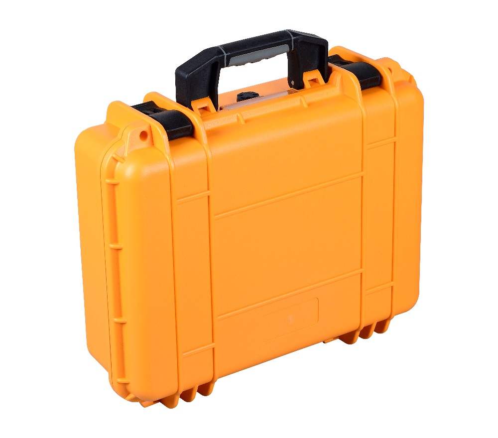 IP67 Waterproof Plastic Tool Box Suitcase For Precision Instrument Packaging