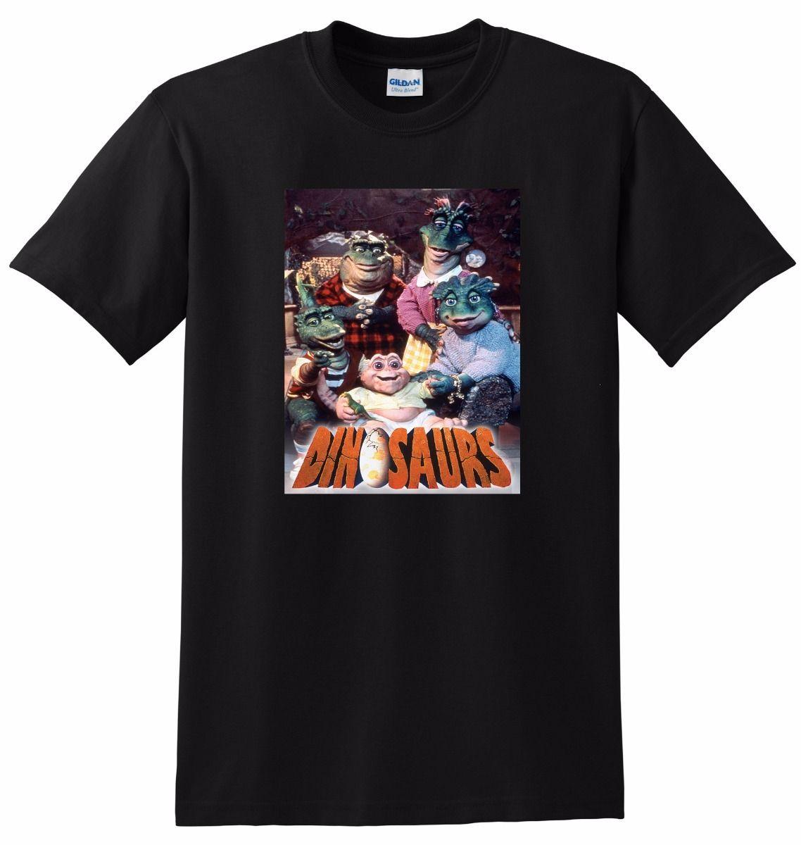 Dinosaurs T Shirt Tv Show Season 1 2 3 Small Medium