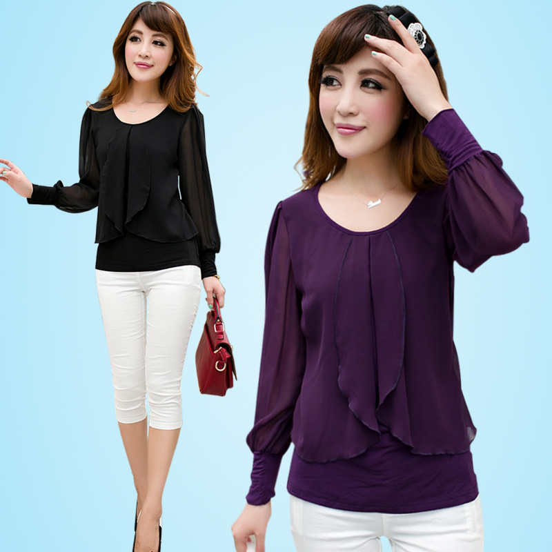 Summer blusas women tops and blouses 2017 new fashion long for Ladies shirts and blouses