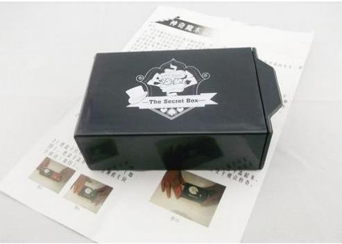 Pack of 2 The Secret Box Best Magic Tricks for Kids Magic Toys Street Close up professional magicians mentalism illusion ...