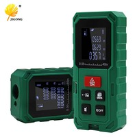 Green 40M 60M 80M 100M Optical Laser Range Finder Handheld Area Volume Measure Telemetre