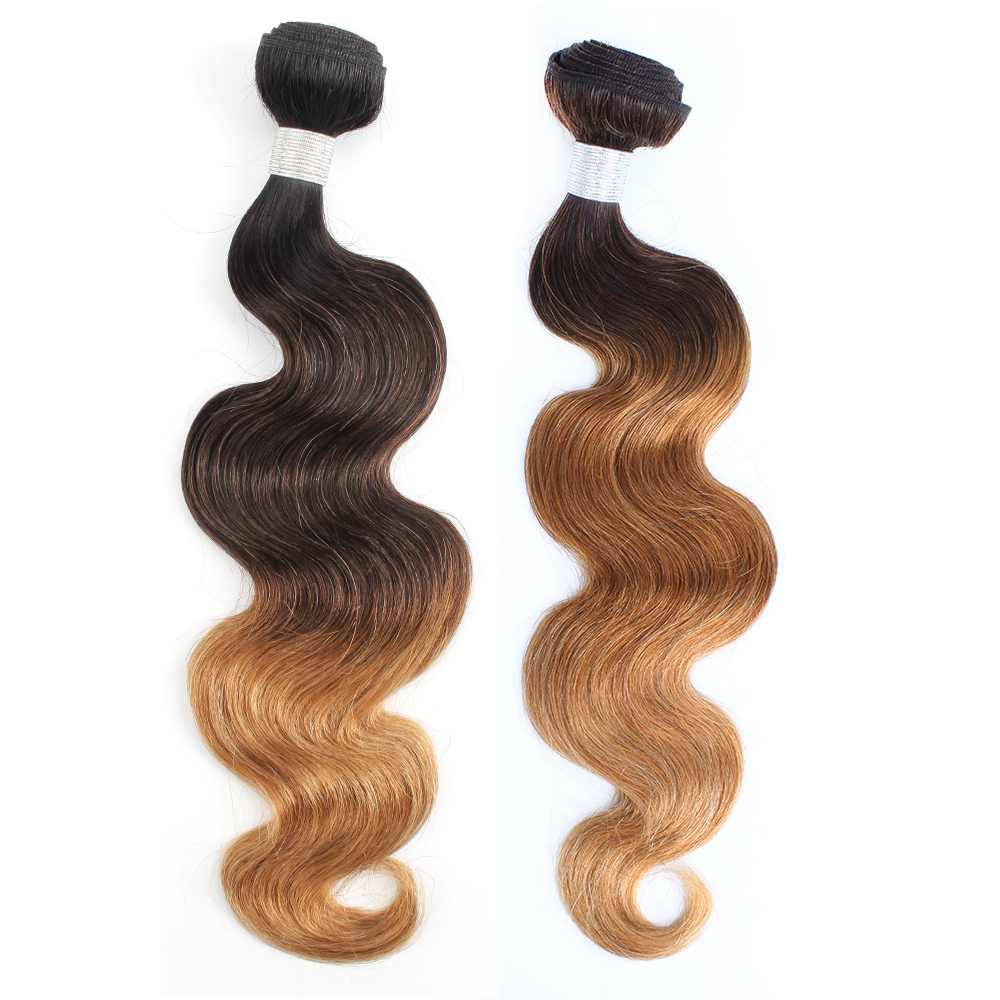 Image 4 - Волосы Mogul, 1 пучок, объемная волна, цвет 8 пепельный блонд, 1B 27, Омбре, медовый блонд, цвет 613 1B 4 27, индийские не Реми человеческие волосы для наращивания-in Пряди для вплетания from Пряди и парики для волос on AliExpress