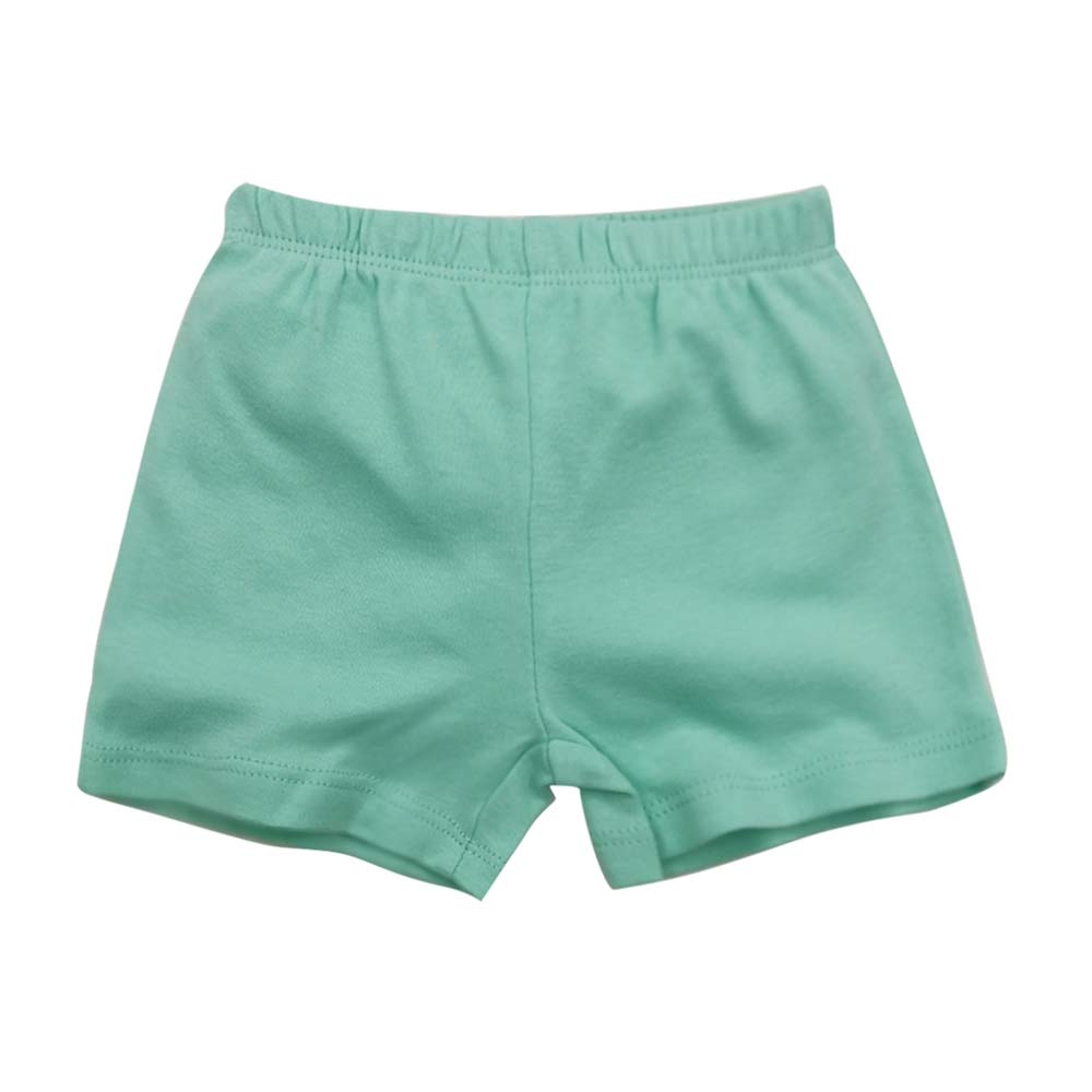 2019 summer children's clothing boys   shorts   children's solid color cotton baby children's clothing   shorts   pajamas pants