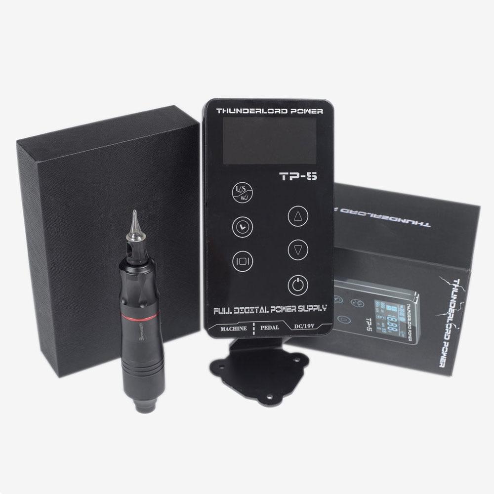 Biomaser K3-CTG-003-BlA/GOL tattoo machine kit intelligent digital tattoo permanent makeup machine kit device Swiss motor Sets футболка классическая printio bla bla car