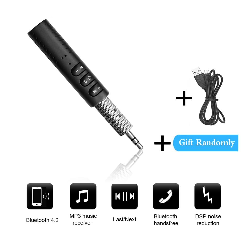 Aliexpress.com : Buy Tancredy Wireless Car Bluetooth Aux Audio Music Receiver 3.5mm Jack Aux