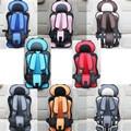 2016 портативный безопасности детское кресло детские стулья в машине, Обновленная версия, Утолщение губка дети 0 - 4 возраст детские автокресла