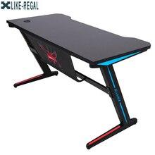 שולחן עבודה שולחן מחשב בית פשוט אחת שולחן רשת משנה בר מותאם אישית אופנה