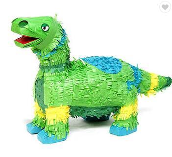 Children Birthday Dinosaur Pinata Designs Pinata