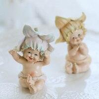 Molde de silicone super bonito pequeno bebê casa decorações moldes przy 2 estilos feitos à mão para decorações do bolo aroma pedra flores 001