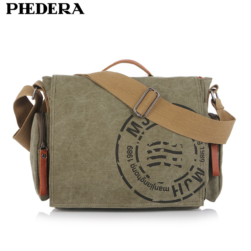 New Vintage Men Messenger Bags Casual Men's Shoulder Bag Men Business Tote Handbag Bags Male Travel Crossbody Bag MJH1124 vintage crossbody bag military canvas shoulder bags men messenger bag men casual handbag tote business briefcase for computer