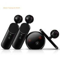 Новые очки виртуальной реальности Гарнитура для ПК Virtual PC очки бинокулярный 110 FOV 2160*1200 P VR коробка погружения 3D VR