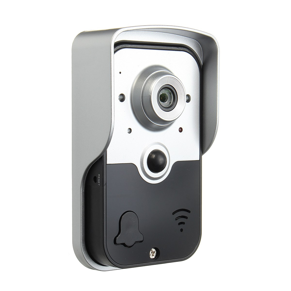 Safurance WiFi Wireless Video IR Camera Door Phone Visual Intercom Doorbell Night Version Home Security Safety bambino land игр пласт на батар вертолёт вох 33х15х14см арт 2013а б40157