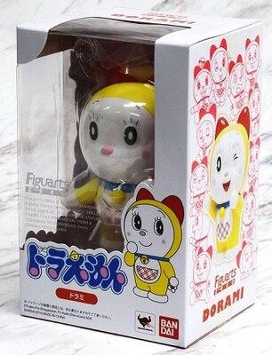 (IN STOCK) TOY Japan Anime Genuine. Bandai Figuarts ZERO Doraemon sister Dorami