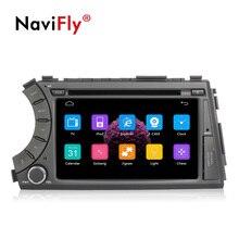 NaviFly 7 pollici Car Multimedia Sistema di Navigazione Lettore DVD dell'automobile Per SsangYong Kyron Actyon 2005-2013 GPS Radio Stereo