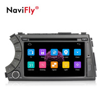 NaviFly 7 inch Car Multimedia Navigation System car DVD Player For SsangYong Kyron Actyon 2005 2013 GPS Radio Stereo