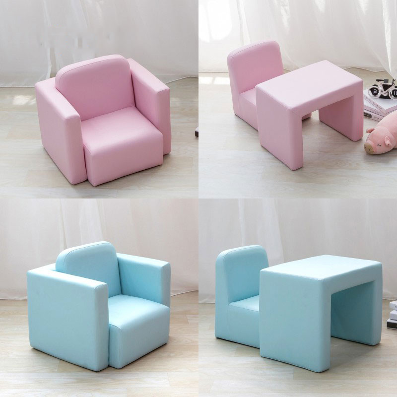 Chaise Lounge Clever New European Childrens Sofa Small Sofa Seat Boy Girl Cute Single Tatami Lazy Baby Sofa Chair Living Room Furniture