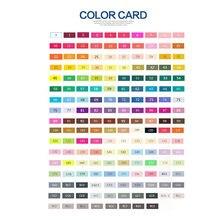 1 pçs touchfive marcador conjunto 168 cores pode escolher dupla cabeça marcadores de esboço caneta escova para desenhar manga animação design arte suprimentos