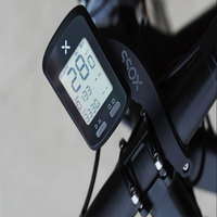 GPS Waterproof Bicycle Computer Wireless And Wired MTB Bike Cycling Odometer Stopwatch Speedometer Watch LED Digital Rate