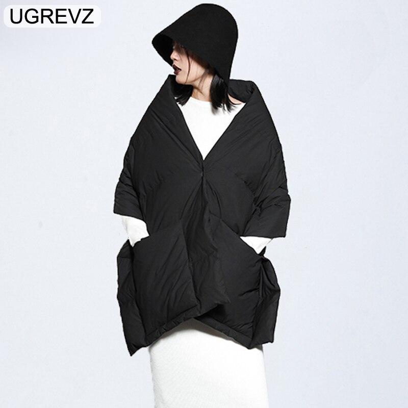 Warm Winter Female Coat Black Clothing 2019 Women Jacket Cotton Women Winter Sleeveless Jacket Coat Fashionable Spring