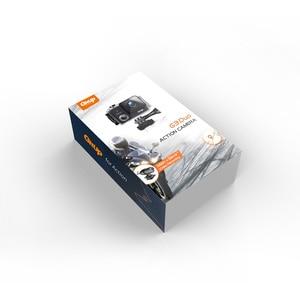 "Image 5 - 2018 yeni Gitup G3 Duo 2K 12MP 2160P spor eylem kamera 2.0 ""dokunmatik LCD ekran GYRO 170 derece isteğe bağlı GPS Slave kamera"