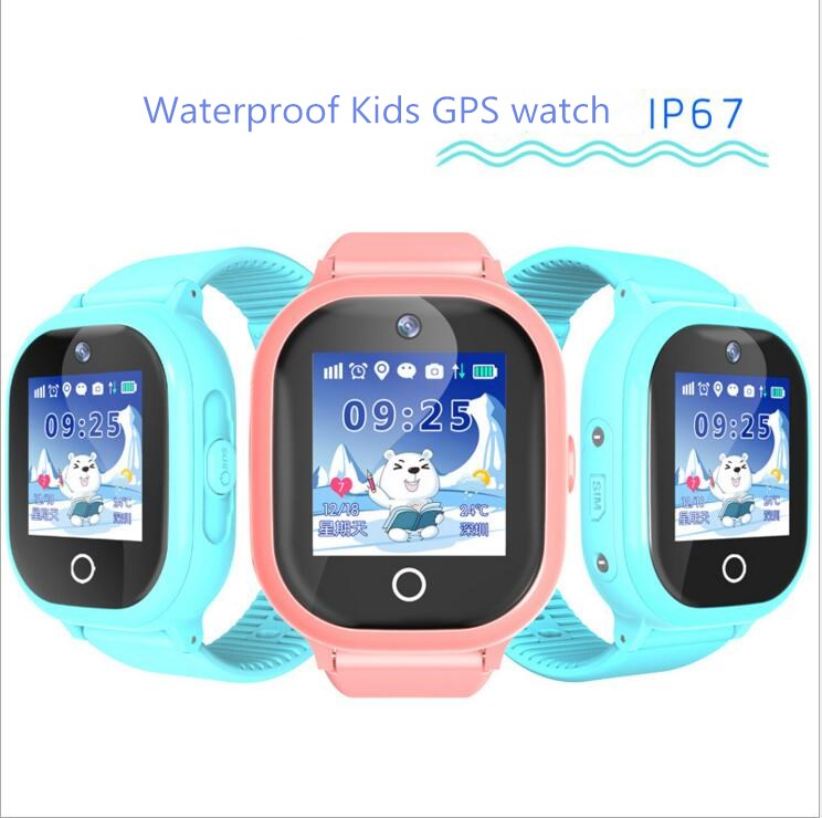 2018 new GPS tracking watch for kids IP67 waterproof GPS Smart Watch swimming camera children Watch touch Screen SOS Call TD-05 new kid gps smart watch wristwatch sos call location device tracker for kids safe anti lost monitor q60 child watchphone gift