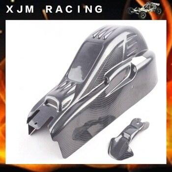 1/5 Rc Car Racing Parts Carbon Tango Body Shell For 1/5 Scale Hpi Rovan Km Baja 5b/5t/5sc