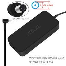 ASUS 19,5 V 9.23A 180 Вт 6,0*3,7 мм AC адаптер ноутбука Мощность зарядное устройство с адаптером для путешествий для Asus FX86SM FX86F ROG GM501GM GX531GM GL504G