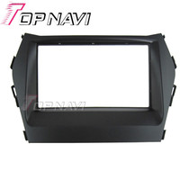 Topnavi TN HY 043 Quality Radio Fascia CD Trim Installation Kit for HYUNDAI SANTAFE IX45 2012 Stereo Fascia Dash