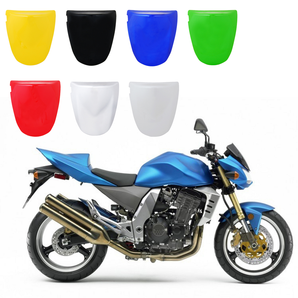 Areyourshop Motorcycle ABS Plastic Rear Seat Cover Cowl For Kawasaki ZX6R 2003-2004 Z750 Z1000 03-06 New Arrival Motorbike Part