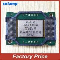 100 NEW Original Brand New Projector DMD Chip 8060 6318W 8060 6319W Big Dmd Chip For