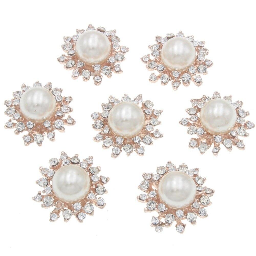 30mm Rhinestone Flatback Pearl Applique Stone Crystals Trim For Sew On Rhinestones Manualidades Costura Acessorios Para Applique