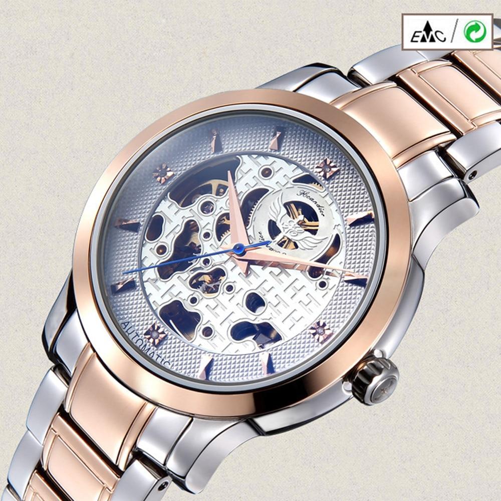 Splend HCANDICE Mens Sports Watches Men Luxury Brand Quartz Wristwatches Mechanical Casual Watch Relogio Masculino Clock hombre