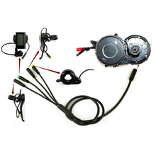 Bafang  Electric bicycle Motor central driven kit eb-bus cable BBS motor EB-Bus 1T4 BBS01/02 BBSHD Bicycle Accessories
