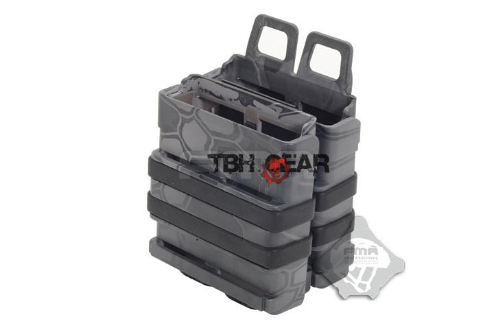 FMA Fast Magazine 7 62 In New Kryptek Typhon MOLLE Tactical Fast Magazine Pouch 2pcs lot