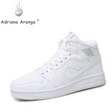 Adriana 2019 мужские и женские высокие баскетбольные кроссовки амортизация легкие Баскетбольные Кроссовки противоскользящие дышащие, для активного отдыха и спорта