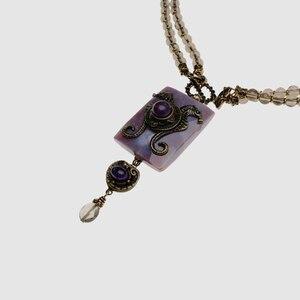 Image 3 - Бутик аморта винтажные женские ожерелья