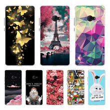 For Xiaomi Mi Note 2 Case Cove Phone Protection Cases For Xiaomi Mi Note 2 Note2 Bags Painting Cover for xiaomi mi note 2 Shell mi note 2 black