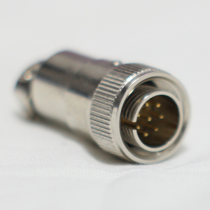 Image 1 - 8 pin male connector for making remote cable for remote controller for CANON or FUJINON ENG lens