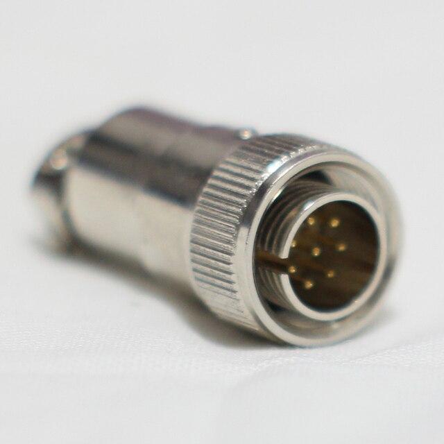8 pin stecker für, der fernbedienung kabel für fernbedienung für CANON oder FUJINON ENG objektiv