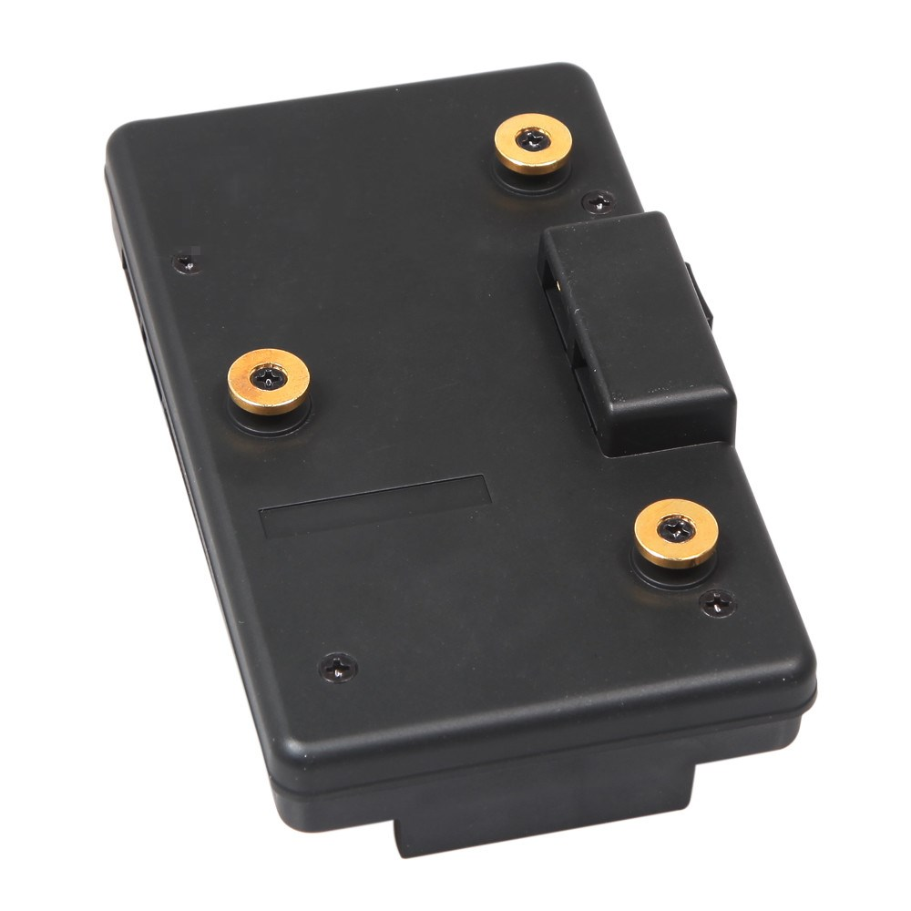 A GP S Anton Bauer Gold Mount for Sony IDX ENG V mount DV / HDV battery Converter Adapter Plate A GP S for Panasonic JVC Video