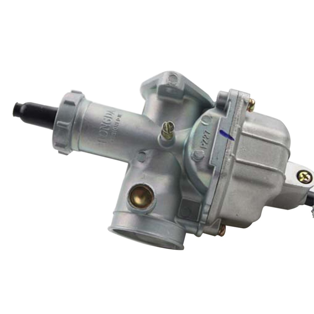 GOOFIT 27mm Carburador Carb Motocicleta PZ27 Bomba Acelerador - Accesorios y repuestos para motocicletas - foto 5